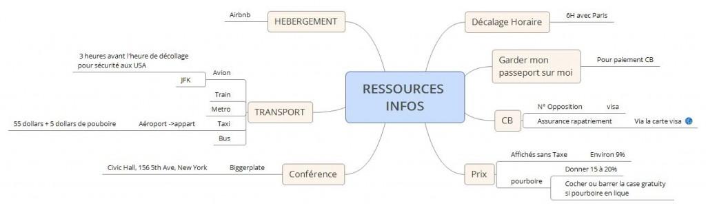 Carte des ressources informationnelles